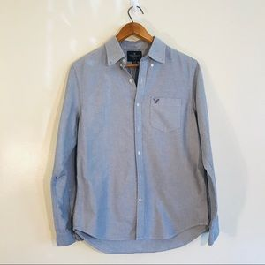 50% Off Sale 🎉 American Eagle Blue Button Down